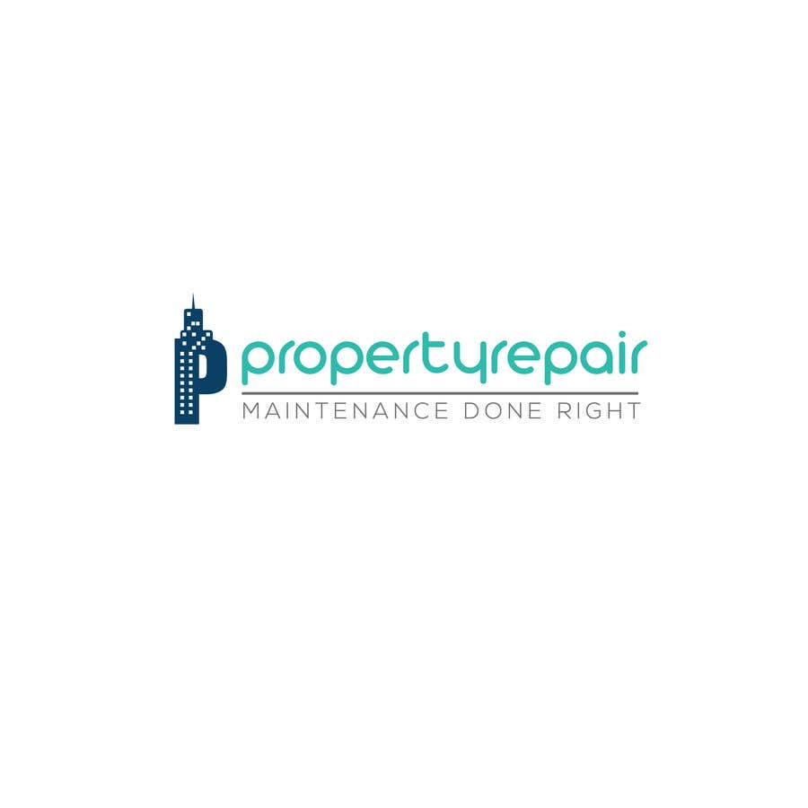 Konkurrenceindlæg #204 for Logo design for property repair