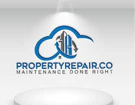#159 cho Logo design for property repair bởi tahminaakther512