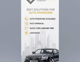 #7 para design a retractable banner with graphics and wording por colorss