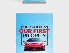 Nro 92 kilpailuun design a retractable banner with graphics and wording käyttäjältä freelancerdez