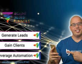 "#43 for Facebook Cover Photo for ""Agent Sales Funnels"" af stShapla"
