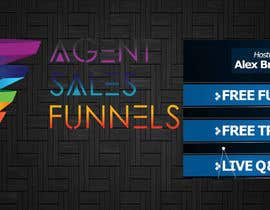 "#30 для Facebook Cover Photo for ""Agent Sales Funnels"" от bangleface660"