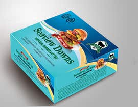#17 para Design a meat pattie box por dhanesh878