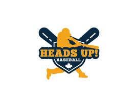#67 untuk Logo designed for Baseball Team oleh creativeboy9029