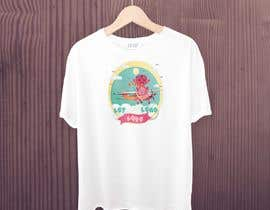 #71 for I need a graphic shirt designed af Madjed24