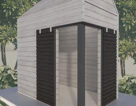#19 for Design a Wooden Warehouse af Kironmahmud