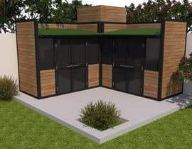 #65 for Design a Wooden Warehouse af arqfernandezr