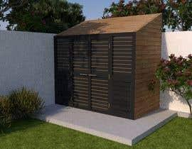 #69 for Design a Wooden Warehouse af arqfernandezr