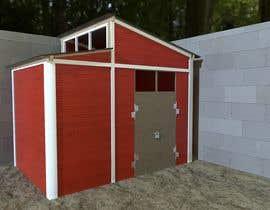 #54 for Design a Wooden Warehouse af joergmueller01