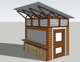 #70 for Design a Wooden Warehouse af royphan