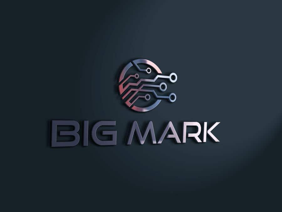 Proposition n°82 du concours Design Logo for Big Mark