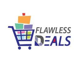 #67 untuk Re-design Illustrator file attached. Flawless Deals Logo Improvement oleh shamimul222
