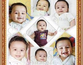 #54 for Wanted create a collage poster/frame for my baby boy (frame size 18'Inch x 24 inch/14inch x 18 inch) by Ubaidbaloch