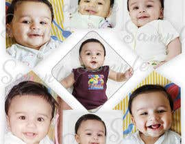 #55 for Wanted create a collage poster/frame for my baby boy (frame size 18'Inch x 24 inch/14inch x 18 inch) by Ubaidbaloch