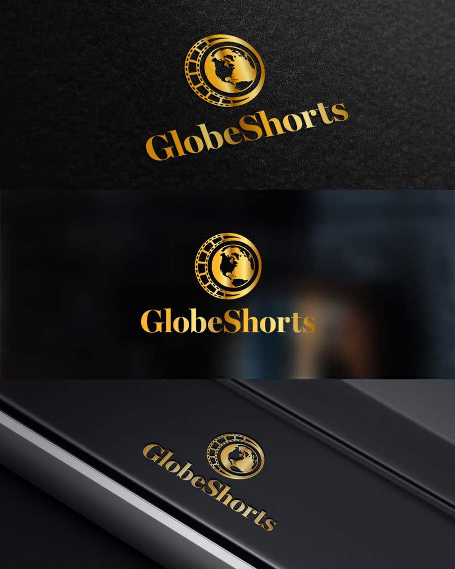 Contest Entry #941 for A logo for a new website globeshorts.com
