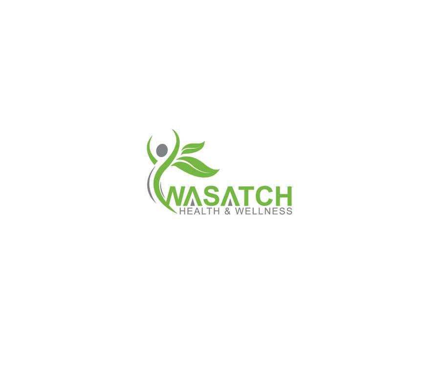 Penyertaan Peraduan #107 untuk Wasatch Health & Wellness medical clinic Logo