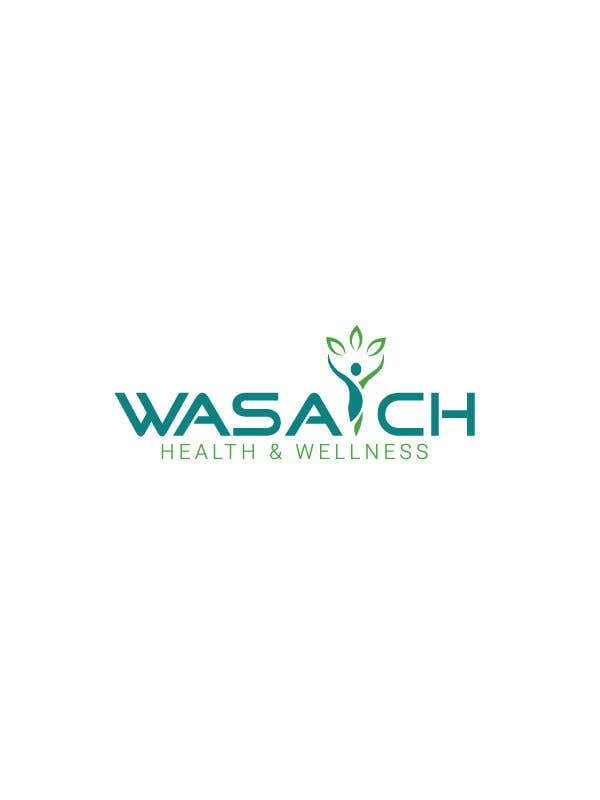 Penyertaan Peraduan #62 untuk Wasatch Health & Wellness medical clinic Logo
