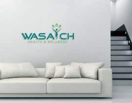 #64 for Wasatch Health & Wellness medical clinic Logo af kingabir
