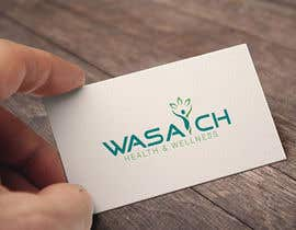 #66 for Wasatch Health & Wellness medical clinic Logo af kingabir