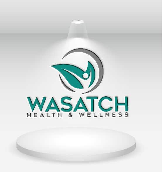 Penyertaan Peraduan #75 untuk Wasatch Health & Wellness medical clinic Logo