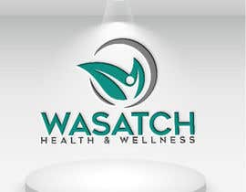 #75 for Wasatch Health & Wellness medical clinic Logo af abulbasharb00