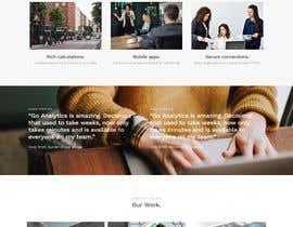 #50 para Website design and deployment por SaraFawzi