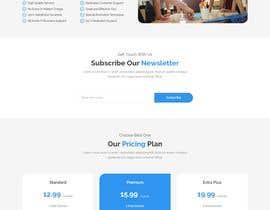 #63 untuk Website design and deployment oleh tresitem