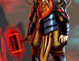 #6 untuk Main villain for a new D&D adventure! oleh jasongcorre