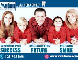 #31 for Orthodontic Advertisement by sajjaninsan777