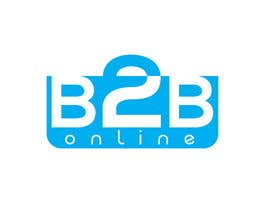 nº 535 pour B2B Online Application Logo par haquen