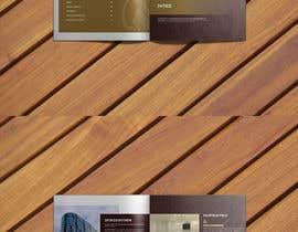 #57 для Design company's profile/brochure от meenapatwal