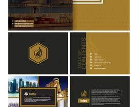 #63 для Design company's profile/brochure от meenapatwal