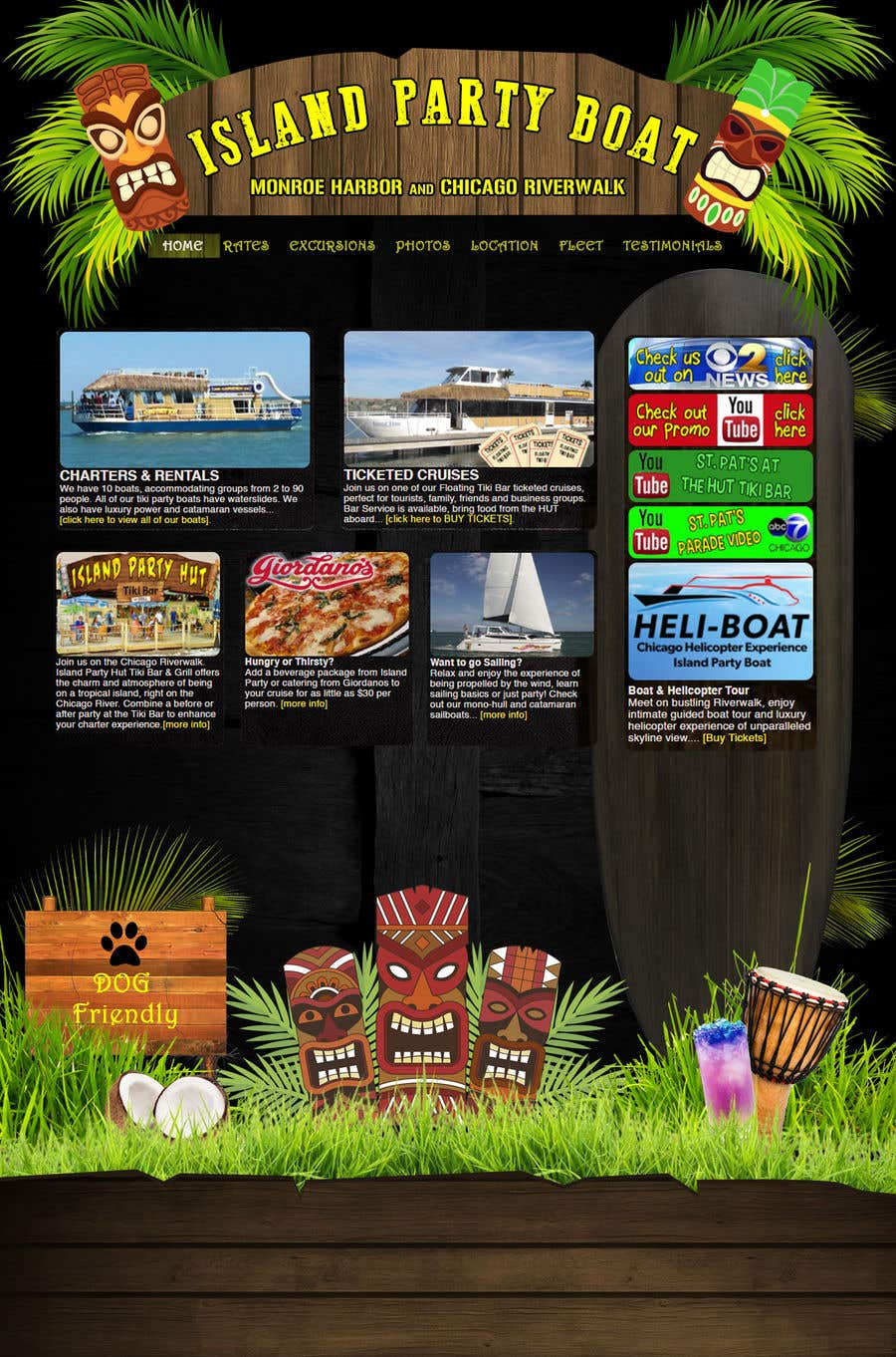 Contest Entry #9 for Create home page design