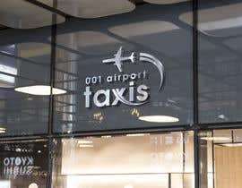 #105 for Airport taxi logo in high res PS file by mohibulasif