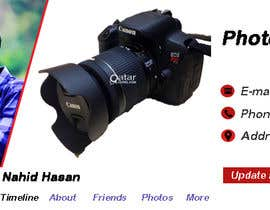 Nro 19 kilpailuun Facebook Business Page Components käyttäjältä Nahid1997