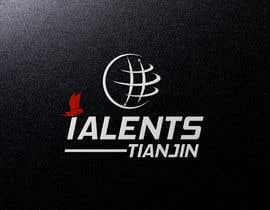 nº 66 pour Tianjin Talents LOGO par meglanodi