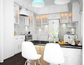 #10 cho Interior Design of our New Kitchen bởi Proshun01