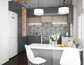 #14 cho Interior Design of our New Kitchen bởi Proshun01