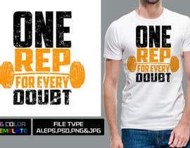 #185 para T-Shirt Design - 1 Rep por sajeebhasan177
