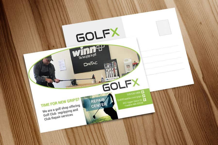 Kilpailutyö #109 kilpailussa Design a Post Card