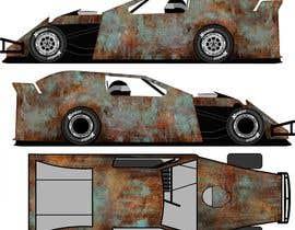 #11 para Wrap a car to look like rust por Dorio