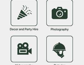 #11 untuk Design simple eye catching icons for Website oleh rihanwibowo