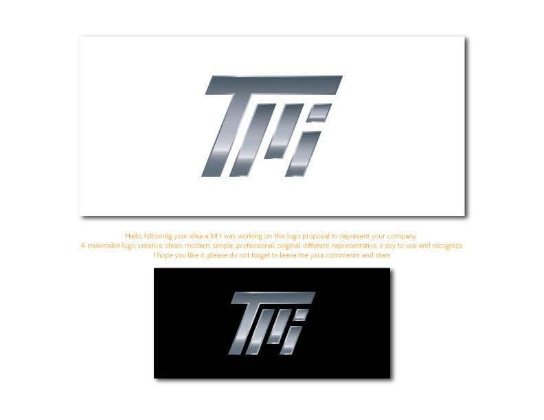 Kilpailutyö #6 kilpailussa A 3-letter 3D logo
