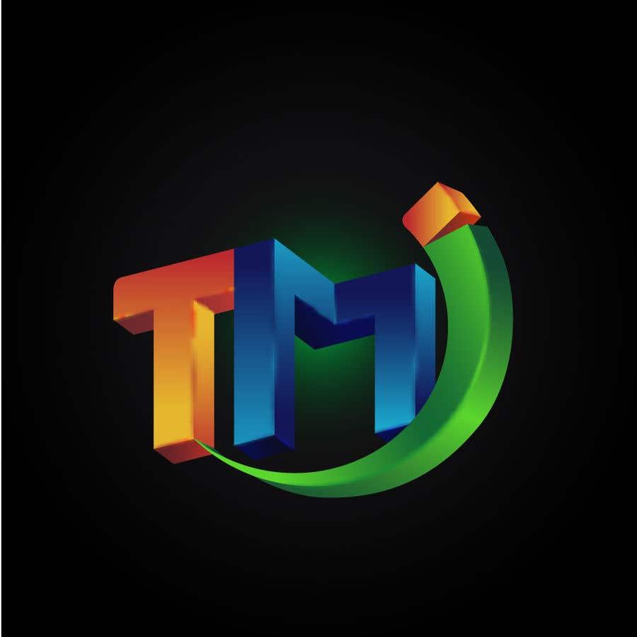 Kilpailutyö #65 kilpailussa A 3-letter 3D logo