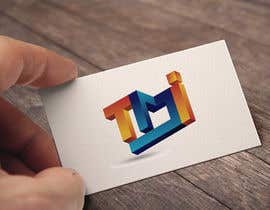 #66 for A 3-letter 3D logo by amittalaviya5535