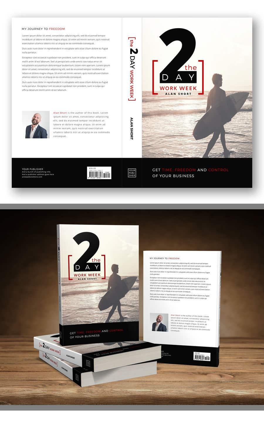 Bài tham dự cuộc thi #42 cho Book Cover 2 Day Work Week