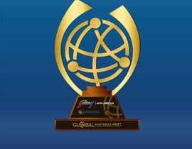 #9 para Design a trophy for a corporate awards event - Urgent por vexelartz