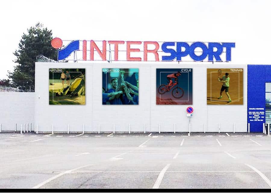 Proposition n°19 du concours Nouveaux visuels sur la façade d'un magasin