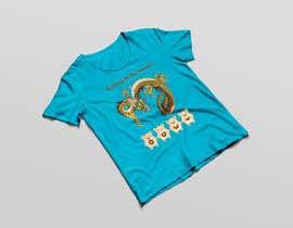 PSdesigner280 tarafından Design a t-shirt for the 2019 Running of the Donuts için no 30