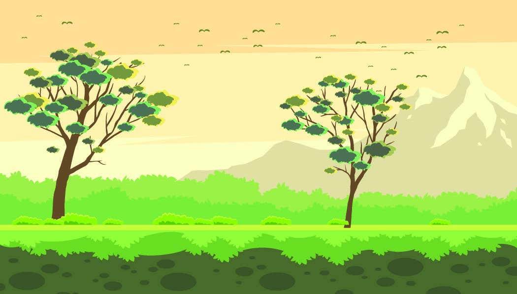 Proposition n°3 du concours Illustrate Tree for Card Back in a Game